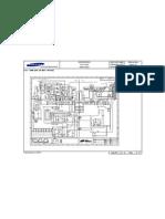 Samsung BN44-00199A Inverter-Power Board