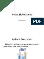 Elektrolisis Huda