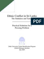 Position Paper 2005