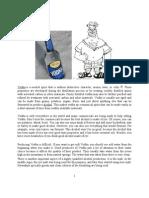 Vodca Preparation Method