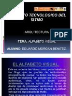 Eduardo Morgan Benitez (Alfabeto Visual)..