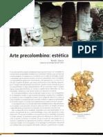 Arte Precolombino Estetica Ronald J Duncan