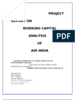 Air India Project
