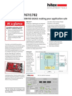 Micro Controller SafeTkit Product+Brief Infineon