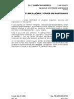 P180 Avanti-Handling Service and Maintenance