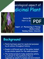 SNaPP2011 - Vito - Farmaka - Pharmacological Aspect of Medical Plant- Dr Santun Dan Prof Herri
