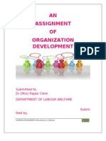 assignment of Od