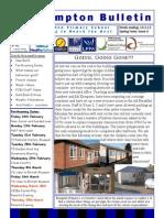 Issue 6 Newsletter
