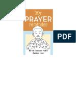 Gebeds kinderen