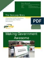 The GovLoop Story