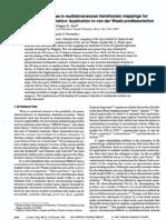 Richard E. Gillilan and Gregory S. Ezra- Transport and turnstiles in multidimensional Hamiltonian mappings for unimolecular fragmentation