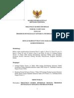 Peraturan Komisi Informasi Pusat No. 2/2010