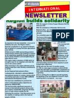 International Newsletter Spring 2012