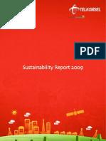 CSR Telkomsel Sustainability Report