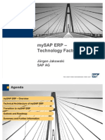 MySAPERP - Technology Facts (English)