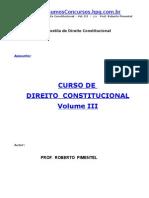 DIREITO CONSTITUCIONAL Curso de Direito Constitucional Volume.iii_1