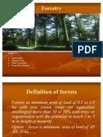 Forestry Presentation