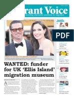 Migrant Voice Paper 2012