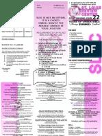 Criminology Flyer 2012