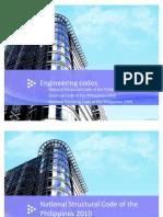 Engineering Codes