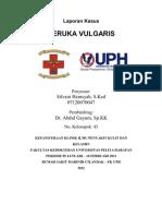 Veruka Vulgaris (silvani)