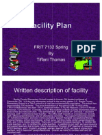 Facility Plan Ppt
