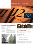 FP7- Proposal Development Development May 2012