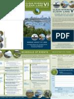 Clean Rivers Clean Lake Brochure