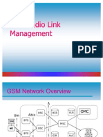 Radio Link Management