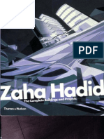 Zaha Hadid - The Complete Buildings and Projects