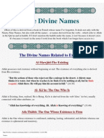 The Divine Names