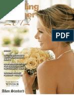 Wedding Planner 2012  |  Aiken Standard
