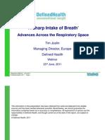 Respiratory market space