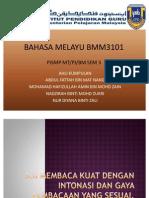 bm presentation