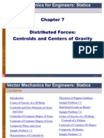 Ch07 Distributed Forces Centroids and Centers of Gravity 2