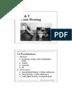 Bab 05 Plain Bearing