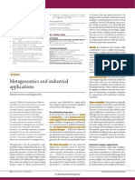 Metagenomics and Industrial Applications