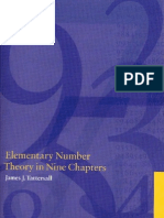 Tatters All - Elementary Number Theory in Nine Chapters