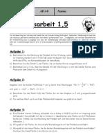 Analysis-04-Probeklausur (mit Lösungen)
