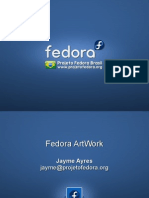 Fedora Artwork