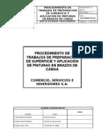 As-PRPP-012-Procedimiento de Preparacion de Superficie y Aplicacion de Pintura en Brazos de Carga TMPC (1)