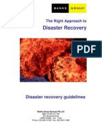 Disaster Rec