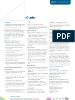 Pageone Service Charter