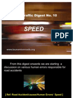Road Traffic Digest No.10