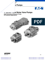 Vickers v Series Vane Pumps
