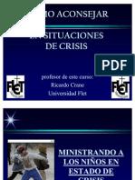 La Crisis en Los Ninos