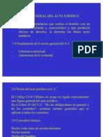 Clases de Acto Jurdico1 Actualizado 2