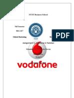 Vodafone Report Grp 4