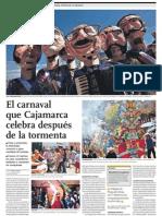 Patrimonio Cultural y Turismo en Cajamarca