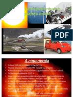 Alternatív energiaforrások és meghajtási módok